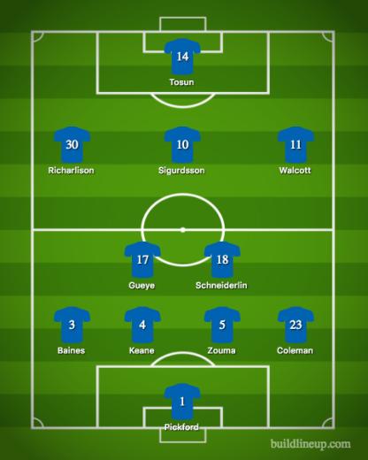 Everton-Southampton