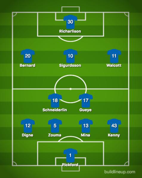 Everton-Arsenal