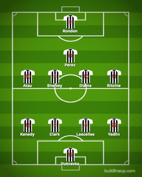 Newcastle United-Manchester United