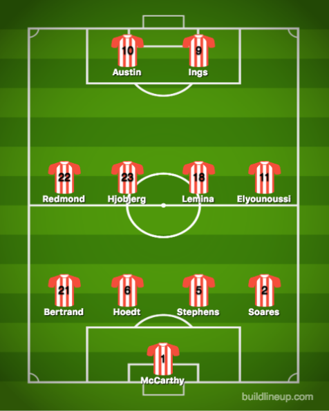 Southampton-Newcastle United