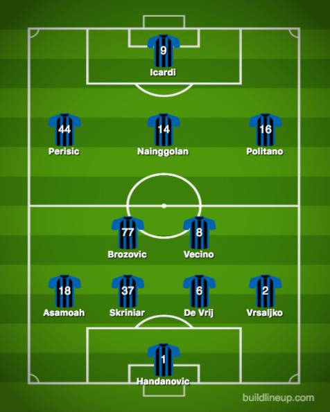 Inter Milan-Tottenham Hotspur (2)