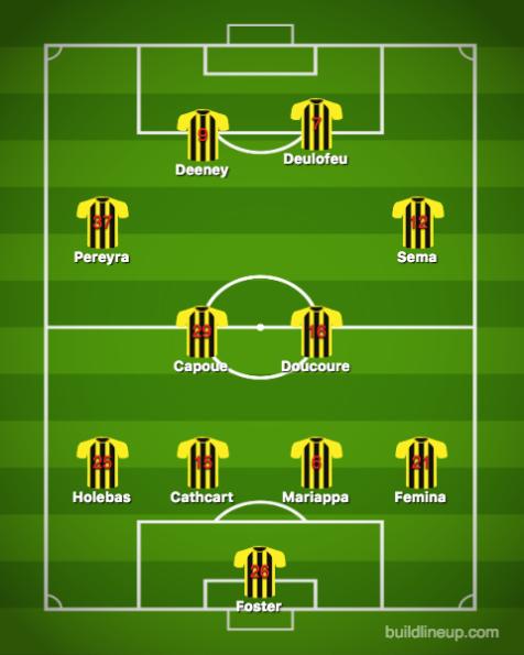 Watford-Newcastle United (2)