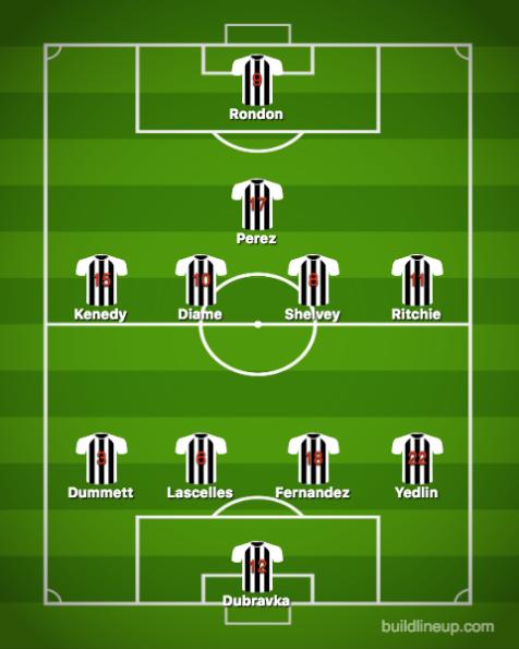 Newcastle United-Wolverhampton