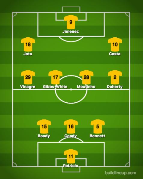 Wolverhampton-Chelsea
