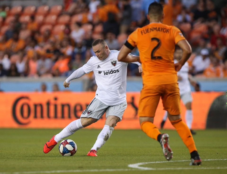 MLS: D.C. United at Houston Dynamo