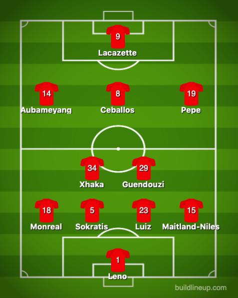 Arsenal-Liverpool 1